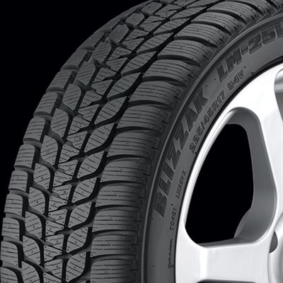 OPRUIMING: Set van 4 RUNFLAT winterbanden BRIDGESTONE LM25 205/55/16 91H